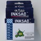 Lots of 3x Green ink CLI-8R f Canon Pixma Pro9000 Photo Printer