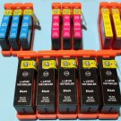 Lots of 14 ink Cartridge 100XL for Lexmark S301 S405 S605 S815 S816 Pro 205 705