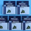 5 New 564XL Ink Cartridge for HP D5445 D5460 D5463 D5468 D7560 C5300 C5324
