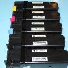 2 Black 3 Color Toner for Dell Printer 2150 2155 cn cdn 331-0719 0718 0717 0716