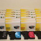 Lots of High Yield 24 Ink Cartridge LC61 Brother MFC-165c 185C 385C 535CN