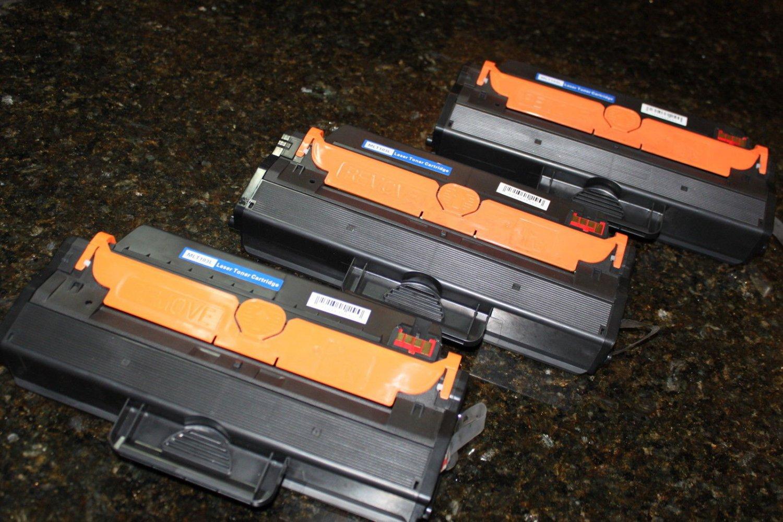 3 Toner Cartridge MLT-D103L for Samsung ML-2950nd 2955dw SCX-4725fn 4728 4729 fd