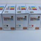 HiY 2 Black+3 Color Toner TN-115-110 for Brother HL-4040 4050 4070 MFC-9440 9450