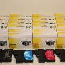 Lots of 24 Ink Cartridge LC61 Brother MFC-J220 J265w J410w J415
