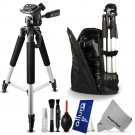 Backpack Accessory Bag  57 Tripod Kit for Nikon DSLR & Mirrorless Cameras