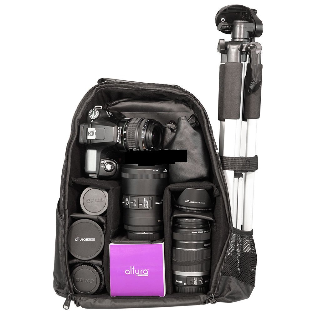 Camera Accessory Backpack  57 Tripod for Canon Nikon Sony Digital Camera DSLR