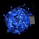 10M 33FT 100 LED String Light For Party Garden Wedding Christmas Decoration Blue