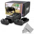 MB-D12 Vivitar Multi Power Battery Grip for Nikon D800 D810 Camera