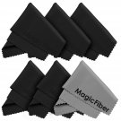 6 MagicFiber Microfiber Cleaning Cloth for Lens Tablet Screen Laptop iPad LCD TV
