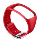 New Genuine Samsung R750 GEAR S Watch Strap Bracelet Band String Replacement Red