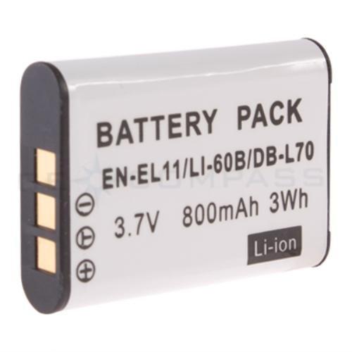 Battery for Nikon ENEL11 EN-EL11 Coolpix S550 S560