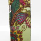 New Antique Flowers Iphone 6 & 6 Plus Snap-On Case Cover Stylus