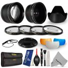 New Starter Lens & Filter Kit for Nikon D7100 D5200 D5100 D3300 D3200 D3100