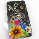 Prismatic Flowers Hard Case Cover For Nokia Lumia 635