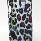 Colorful Leopard Print Lg Access L31g Lte F70 Design Hard Snap-On Case Covers Stylus