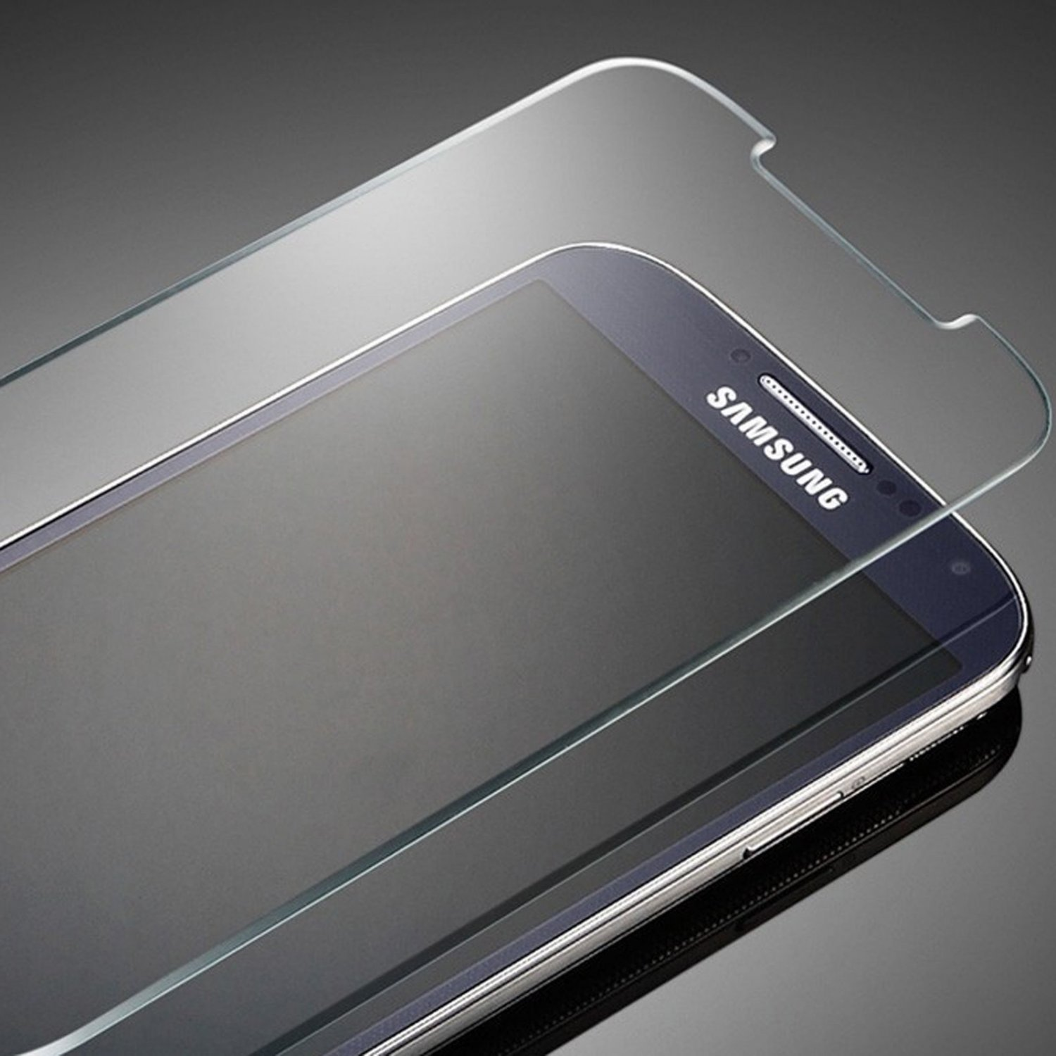 1 Tempered Glass Screen Protector For Samsung Galaxy Avant G386 Phone