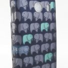 New Samsung Galaxy Ace Style S765C  Baby Elephant Pattern Case Cover Stylus Pen
