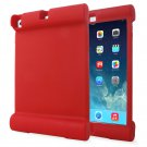 Red Silicone Impact & Shock Resistant Easy Hold Case Cover For Apple iPad Mini