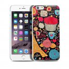 New Colorful-Tower iPhone 6 4.7-6 Plus 5.5 Hard Snap-on Case Cover-Screen Protectors