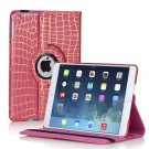 New Pink Cracking Lines iPad Air 5 5th Gen Case Smart Cover Stand