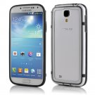 New Black Hybird Bumper Case Cover Skin For Samsung GalaxyS4