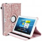 New Grape-Pink Case Smart Cover Stand For Samsung Galaxy Tab 2 Note 8.0