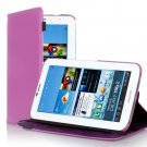 New Purple Smart Cover Stand For Samsung Galaxy Tab 2 Note 8.0