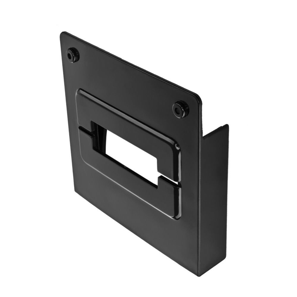 Black Wall Mounting System Bracket Holder Behind TV Mount Kit For Amazon Fire TV