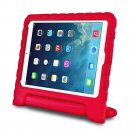 Red Kids Safe Thick Protective Handle Stand Case For iPad Air Mini