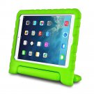 Green Kids Safe Thick Protective Handle Stand Case For iPad Air Mini