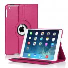 New Plain-Pink iPad Air 2 iPad Mini iPad 4 3 2 Case Smart Stand Cover