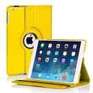 New Plain-Yellow iPad Air 2 iPad Mini iPad 4 3 2 Case Smart Stand Cover