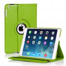 New Plain-Green iPad Air 2 iPad Mini iPad 4 3 2 Case Smart Stand Cover