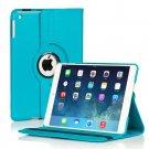 New Plain-Blue iPad Air 2 iPad Mini iPad 4 3 2 Case Smart Stand Cover