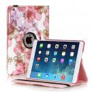New Flower-Pink iPad Air 2 iPad Mini iPad 4 3 2 Case Smart Stand Cover