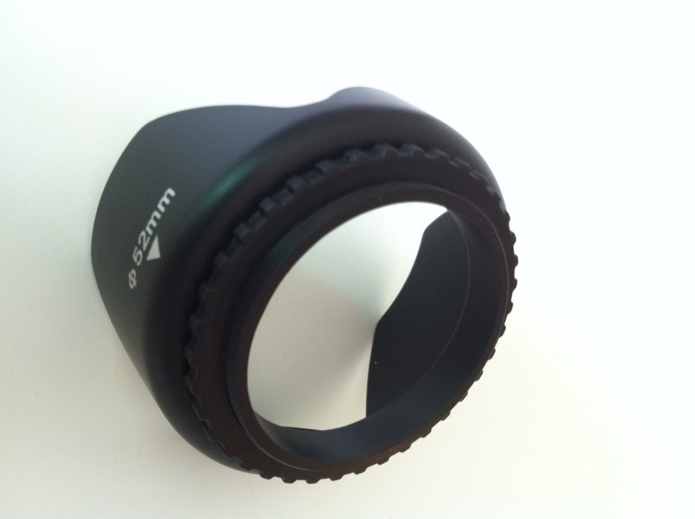 New 52mm Flower Petal Lens Hood for Nikon D3100 D5000 D3000 D80 D300 D3100 D90 D