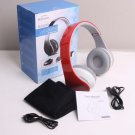 New Bluetooth Red Headphones for iPhone 6-5s-5-5c-4s-4-3 iPad-iPod-iTouch all Tablet
