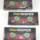 New 3x Talismoon Whisper Xbox 360 Internal Fan Red