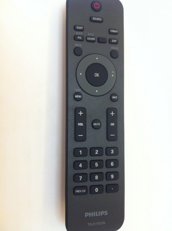 NEW PHILIPS TV REMOTE for 32PFL4507/F7 26PFL4507/F7 22PFL4507/F7 42PFL7603 47PFL