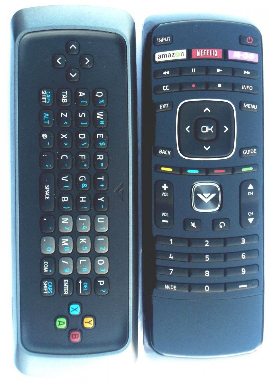 New Vizio Smart tv keyboard Remote for  SV472XVT VF552XVT M470NV