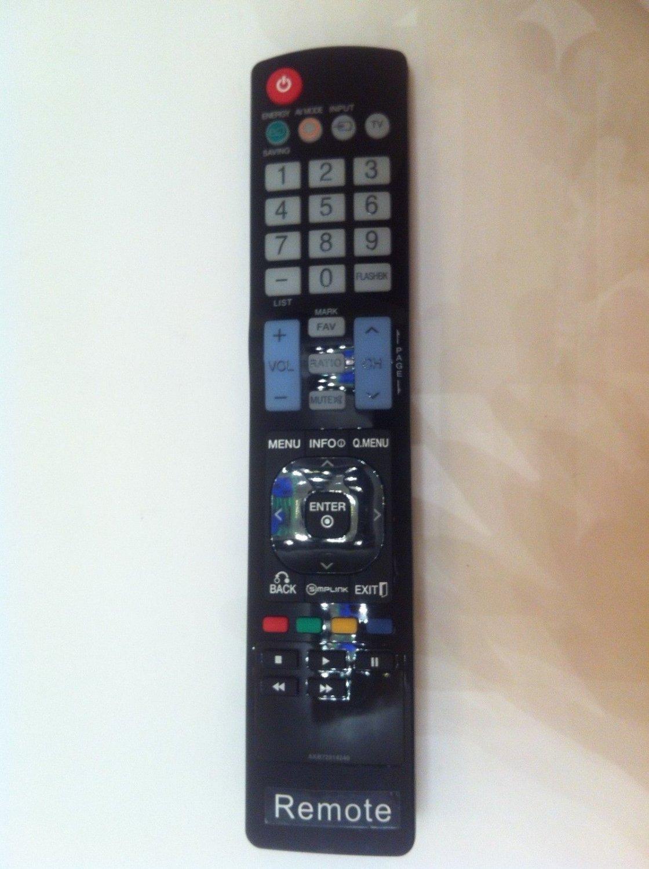LG AKB72914240 remote sub AKB72914207 AKB72914003 for 32LD450 37LD450 32LE5300