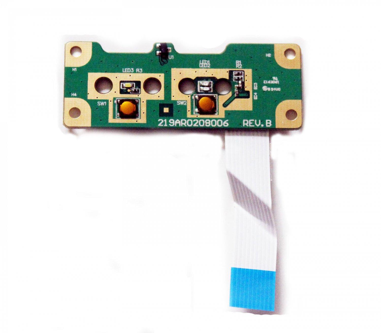 HP G60 Compaq CQ50 CQ60 Power Button Board Cable 48.4H503.011