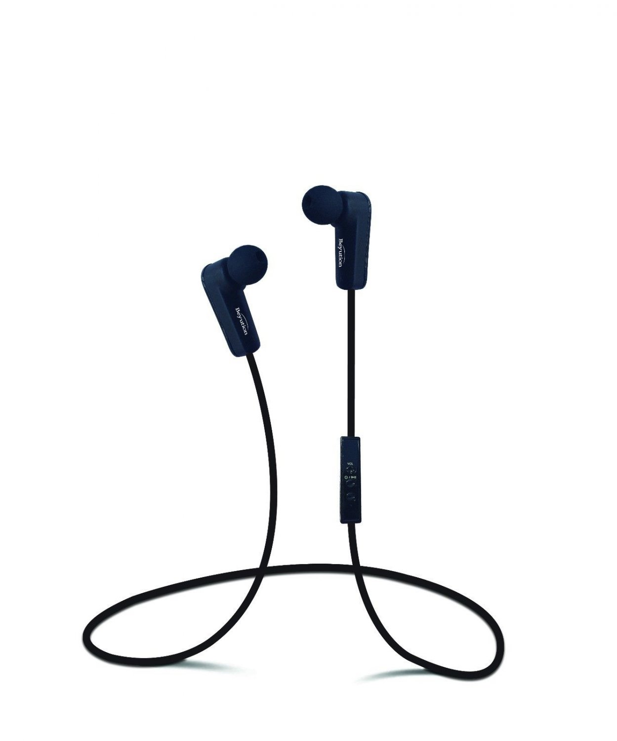 bluetooth 4 0 music earphone headphone headset for galaxy s5 4 note2 mic. Black Bedroom Furniture Sets. Home Design Ideas