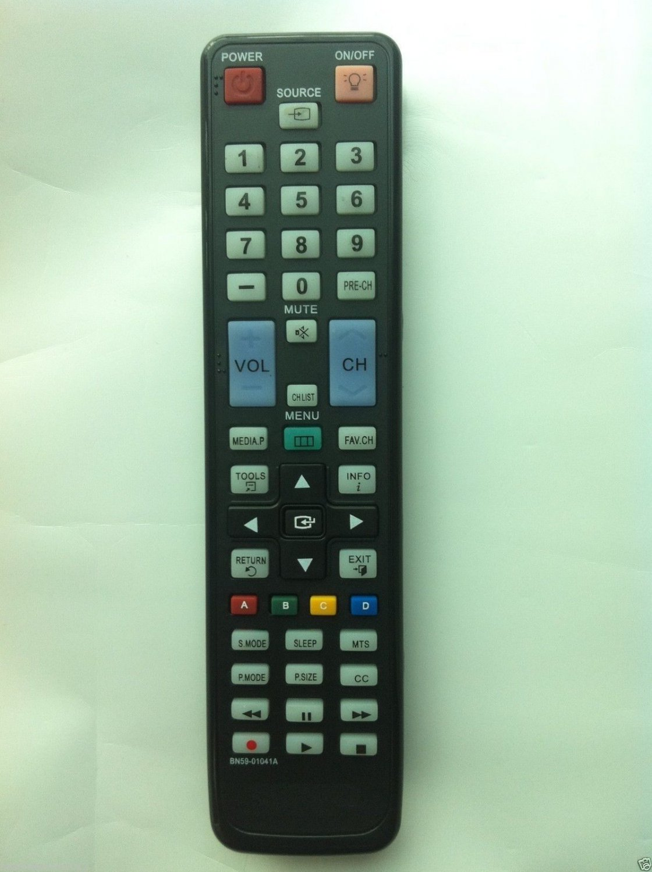 NEW SAMSUNG BN59 01041A BN59-01041A replace Remote for UN40C5000QF UN40C6300SF