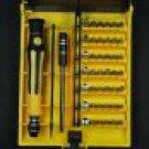 45in1 Multi-Bit Repair Tools Kit Set Torx ScrewDrivers For Electronics PC Laptop