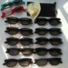 10 Pairs Adult,2 Pair Kids Passive 3D glass Glasses for Vizio LG Hisense Haier