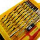 33in1 Precision ScrewDriver Cell Phone Repair Tool Set Bit Tweezers Kit