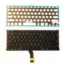 New Keyboard Macbook Air 13 A1369 MC965LL MC966 Backlight 2011
