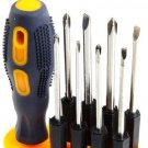 New 8 PCS Precision Phillips and Straight Screwdriver-Family Repair Tool Set
