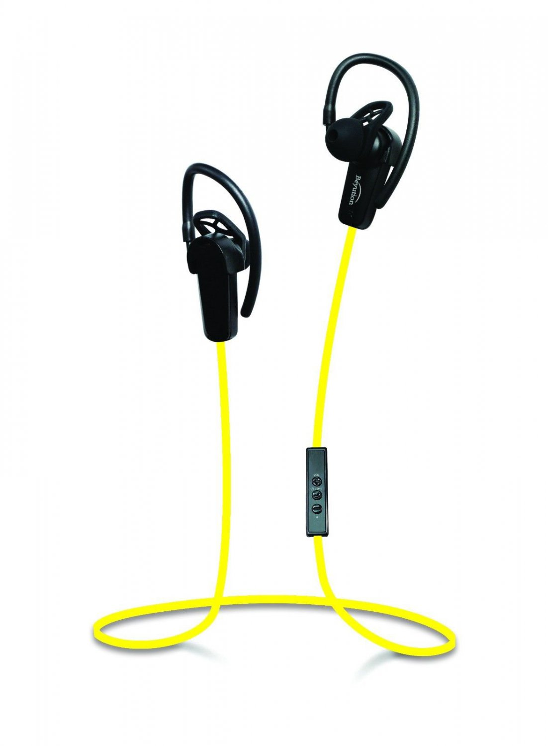 Yellow Hi-Fi StereoBluetooth V4.0 Headphones For iPhone6 5s 5c 5 4s iPad iPod iTouch